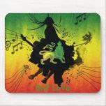 reggae mouse mats