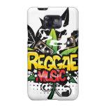 Reggae Music Samsung Galaxy S2 Cover