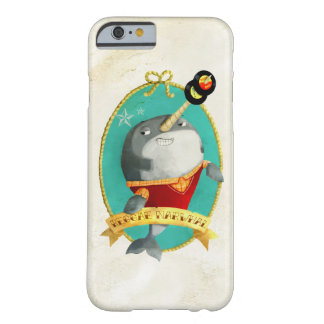 Reggae Narwhal Barely There iPhone 6 Case