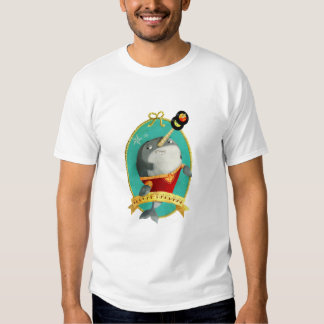 Reggae Narwhal Tee Shirt