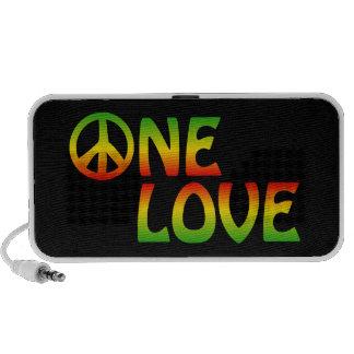 Reggae One Love Doodle Speaker