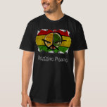 reggae peace dresses