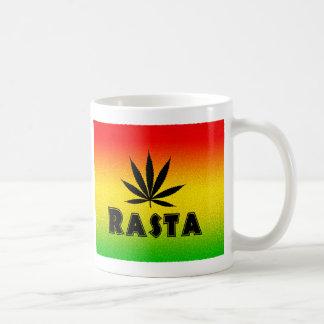 Reggae Rasta Jamaican Tea or Coffee Standard Mug