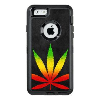 Reggae Rasta Leaf Rastafarian OtterBox iPhone 6 6S