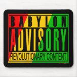 Reggae RASTA Mouse Pad