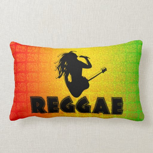 Reggae Lumbar Pillows