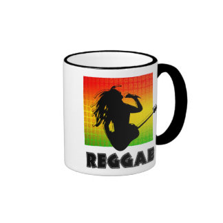 Reggae Rasta Rastafarian Tea or Coffee Mug Coffee Mug
