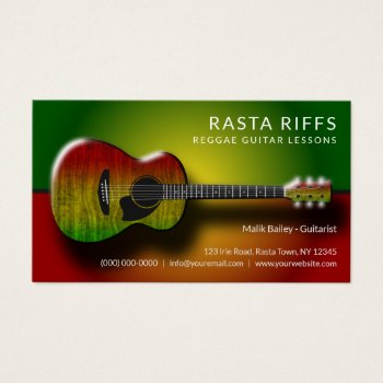 Music Business Cards BUSINESS CARDS GALORE - Music business card template