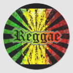 reggae rasta stickers