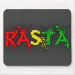 Reggae Rasta Tapete De Ratones