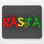 Reggae Rasta Tapetes De Ratón