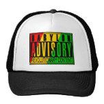 Reggae RASTA Trucker Hat