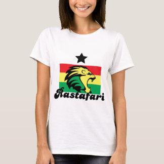 Reggae Rastafari Lion T-Shirt