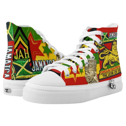 Reggae Sneakers for Men