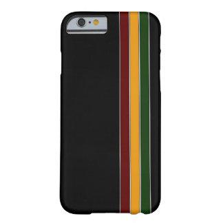 Reggae Stripes iPhone 6 case