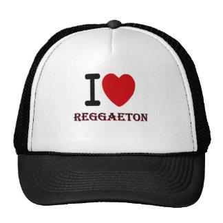 reggaeton trucker hat
