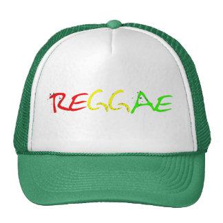 reggea trucker hat