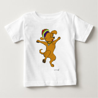 Reggeadogcolored T-shirt