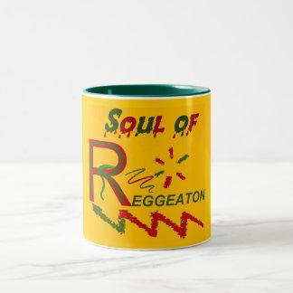 Reggeaton-Two-Tone Mug