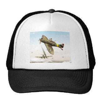 Reggiane RE2000 Heja Trucker Hat