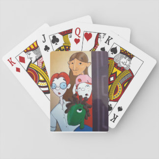 Reggie playing cards are perfect for the family