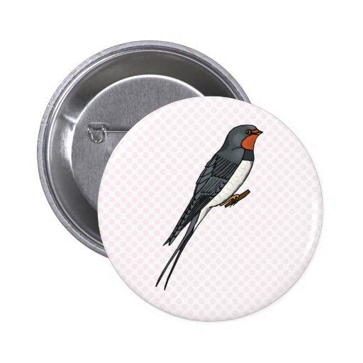 Reggie Robin Buttons
