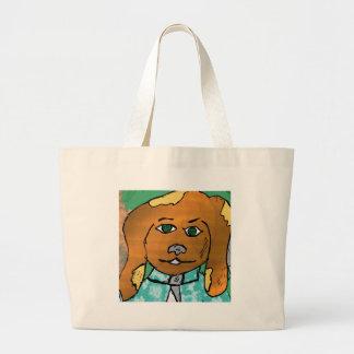 Reggie the dog bag
