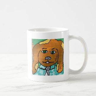 Reggie the dog mug