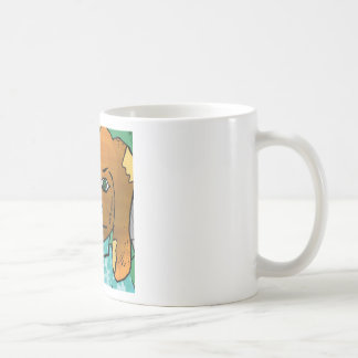 Reggie the dog coffee mug