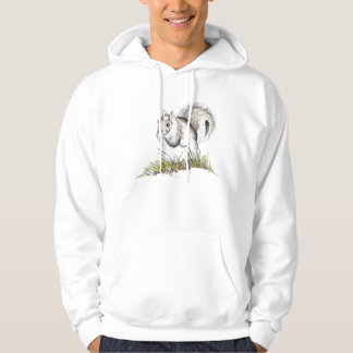 Reggie the Squirrel From the Quirky Tales Hoodie