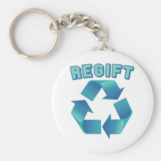 ReGift Key Chain