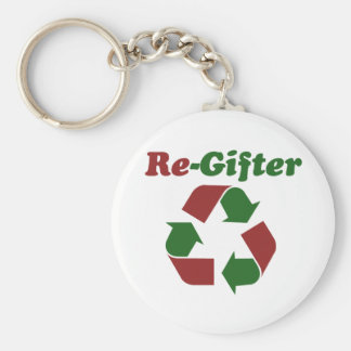 ReGifter for Christmas Key Chains