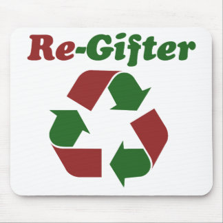 ReGifter for Christmas Mouse Pad