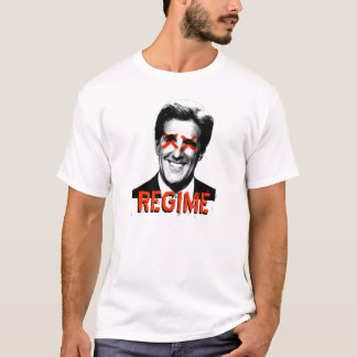 Regime Anti John Kerry T-Shirt