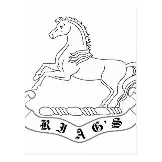Regiment de rey (Liverpool) Tarjetas Postales
