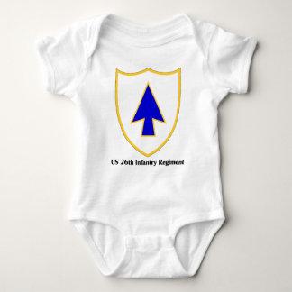 Regimiento de infantería de los E.E.U.U. vigésimos Playera