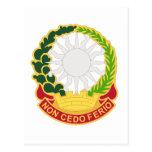 Regimiento de la artillería de la defensa aérea 3 postales