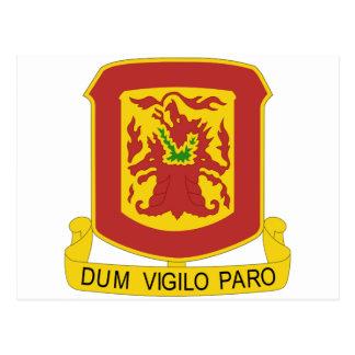 Regimiento de la artillería de la defensa aérea tarjetas postales