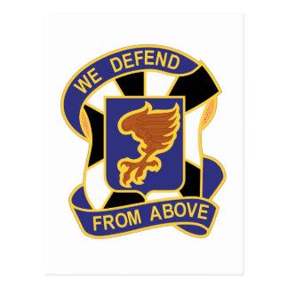 Regimiento de la aviación 108 tarjetas postales