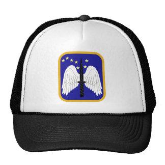 Regimiento de la aviación 135 gorras de camionero
