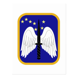 Regimiento de la aviación 135 postales