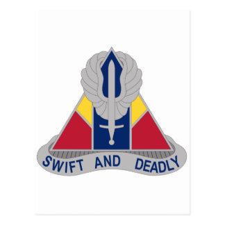 Regimiento de la aviación 13 postal