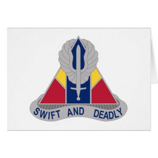 Regimiento de la aviación 13 tarjeta de felicitación