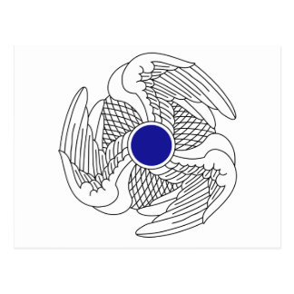 Regimiento de la aviación 222 tarjetas postales