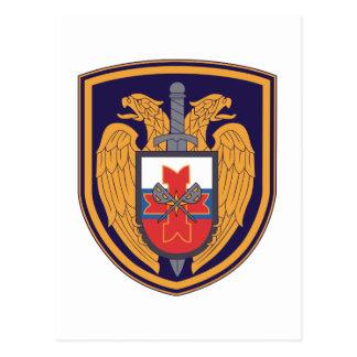Regimiento de la seguridad del Kremlin del Tarjetas Postales