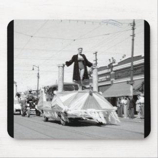 Regina 1940's Parade Mouse Pad