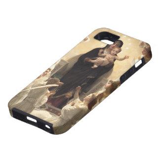 Regina Angelorum by Bouguereau Victorian Angels iPhone 5 Cases