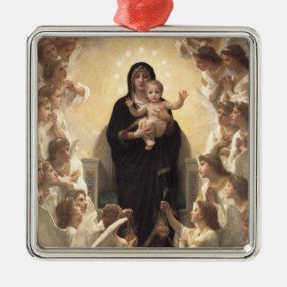 Regina Angelorum by Bouguereau Victorian Angels Christmas Ornaments