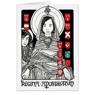 Regina Apostolorum Notecard Card