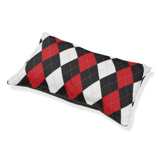 Regina Argyle Doggie Sleeper Pet Bed